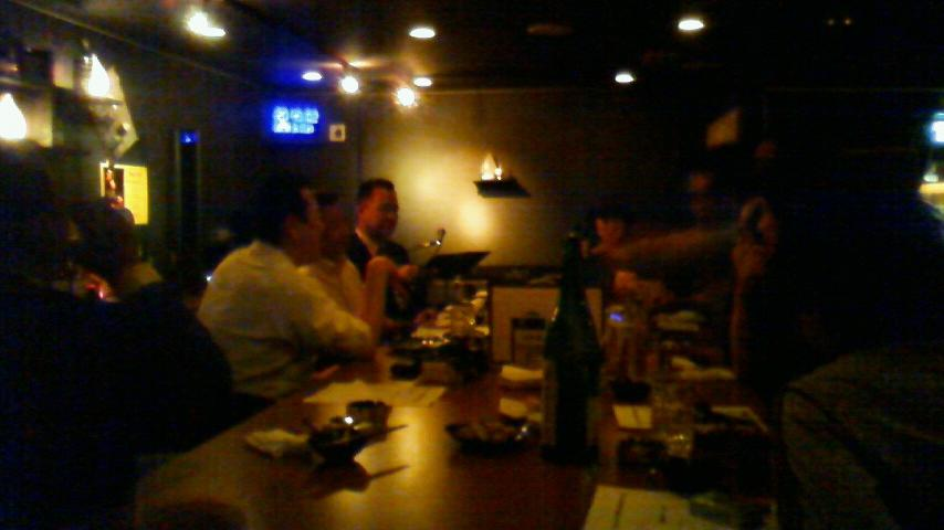 第1回 「Sheep Horn 日本酒Night」_e0173738_2150452.jpg