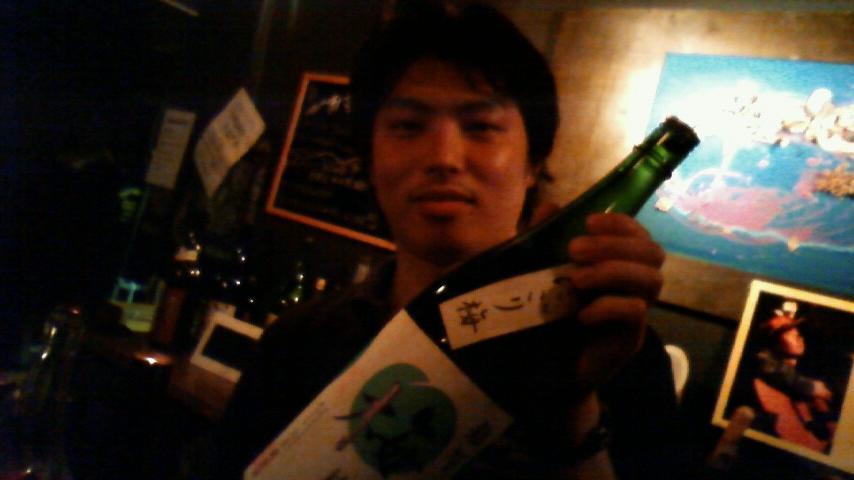 第1回 「Sheep Horn」 梅酒会_e0173738_2228360.jpg