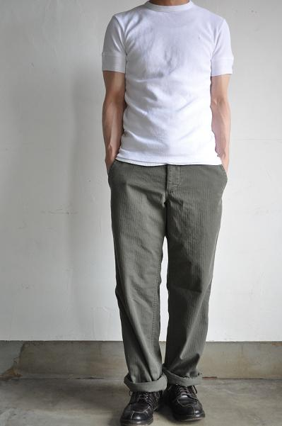 HAVERSACK/ハバーサック Thermal Knit S/S-T