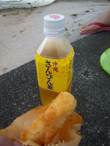 沖縄の天ぷらとトムくん動画_b0024758_2302363.jpg