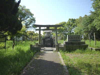 八剣神社(3)上宮・ヤマトタケルの行宮跡は眺めが抜群だよ_c0222861_11162969.jpg