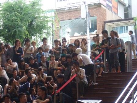 球舞イベント開催されました!!_e0157573_10411833.jpg