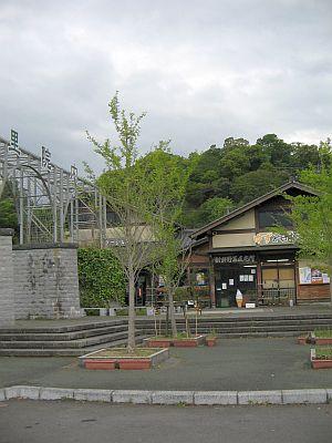 """""""石橋""""と""""柚子""""と""""オオサンショウウオ""""・・・道の駅""""いんない""""_c0001578_21103579.jpg"""