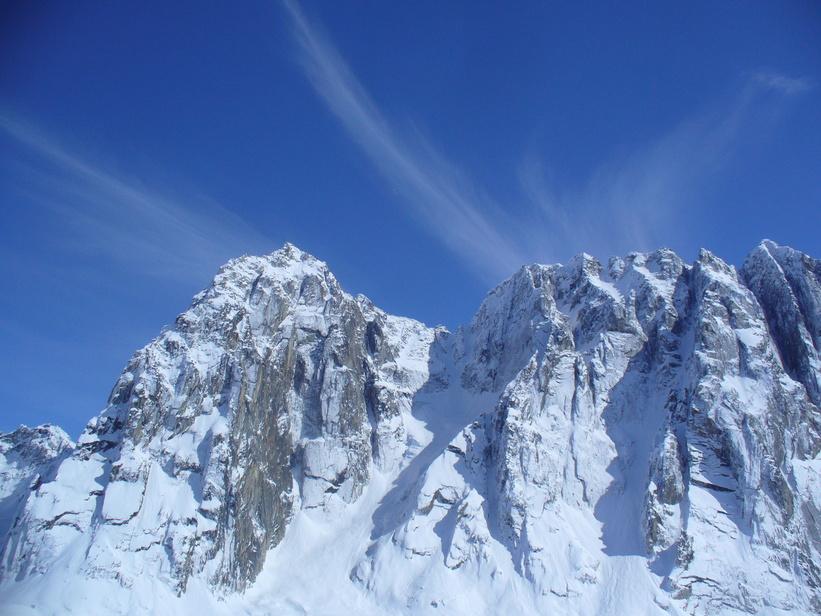 ルース氷河の山々_c0206900_23464483.jpg