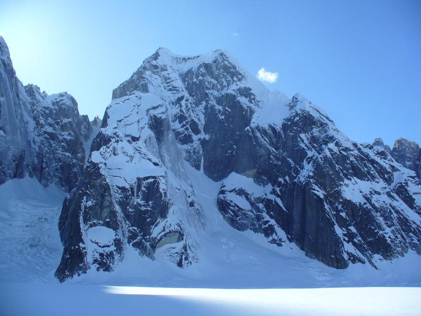 ルース氷河の山々_c0206900_23475540.jpg