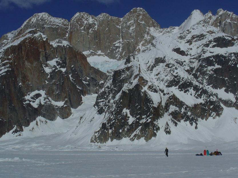 ルース氷河の山々_c0206900_2349933.jpg