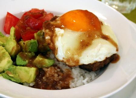 料理教室・・・ハワイ料理_f0141419_446936.jpg