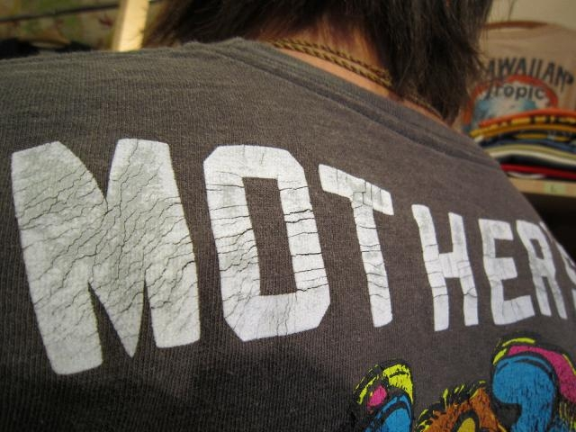 "JM ""MOTHER\'S COOKIES TEE\"" & 面白いフォトフレーム_f0191324_114867.jpg"