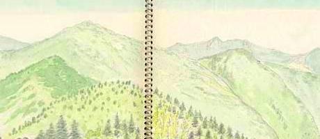 <2010年6月12日>奥秩父の遥かなる幽寂峰「和名倉山」 (リベンジ登山)_c0119160_2133381.jpg