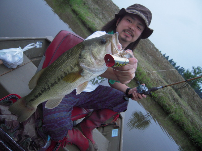 JinJin釣行記