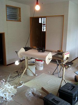 外壁工事がはじまりました_a0117794_025098.jpg