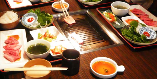 「バーベキュー in 舞洲」→「焼き肉 in 鶴橋」 _c0191808_23555043.jpg