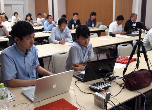 木造ドミノ研究会AibaTV大成功_b0015157_23592526.jpg