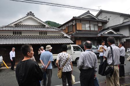 古材文化の会 街道をゆく 篠山街道_e0164563_9294910.jpg