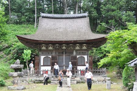 古材文化の会 街道をゆく 篠山街道_e0164563_929529.jpg