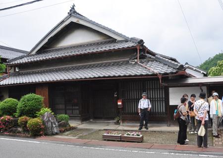 古材文化の会 街道をゆく 篠山街道_e0164563_9302476.jpg