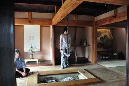 古材文化の会 街道をゆく 篠山街道_e0164563_9304742.jpg
