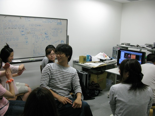 6/21スタジオづくり&稽古_c0216068_16254977.jpg