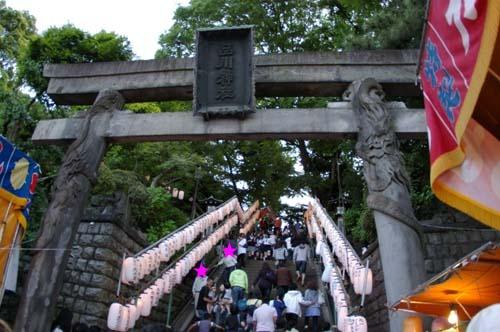 毎年恒例 品川神社で見たこと_f0211178_20475153.jpg