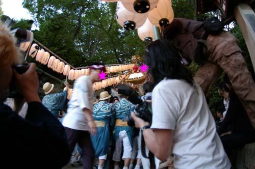 毎年恒例 品川神社で見たこと_f0211178_20481526.jpg