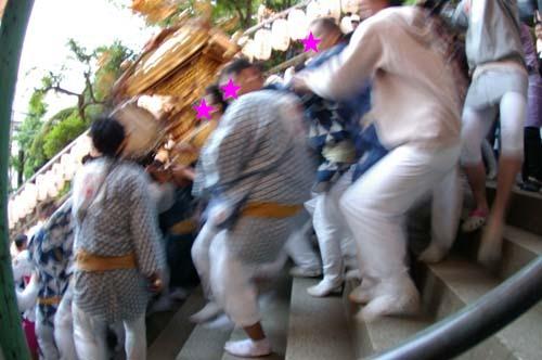 毎年恒例 品川神社で見たこと_f0211178_20482557.jpg