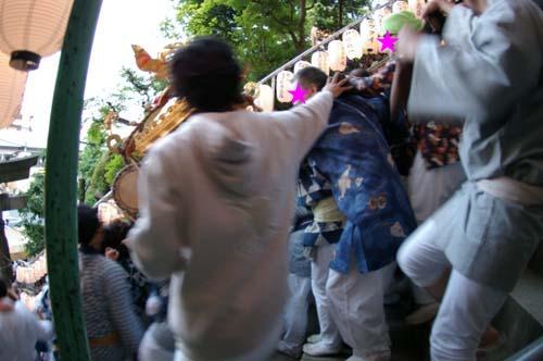 毎年恒例 品川神社で見たこと_f0211178_20483743.jpg