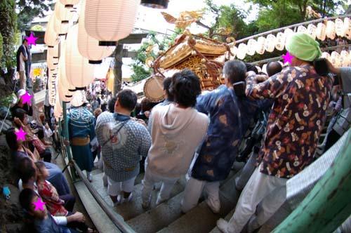 毎年恒例 品川神社で見たこと_f0211178_20484736.jpg