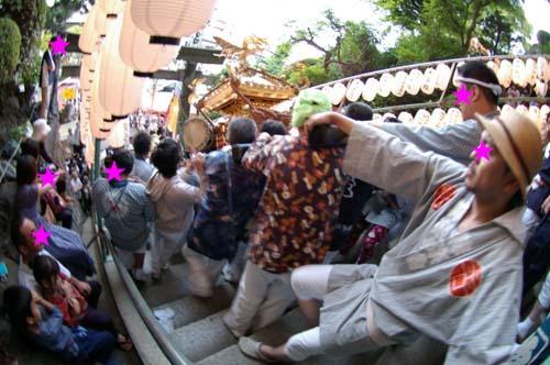 毎年恒例 品川神社で見たこと_f0211178_20485877.jpg