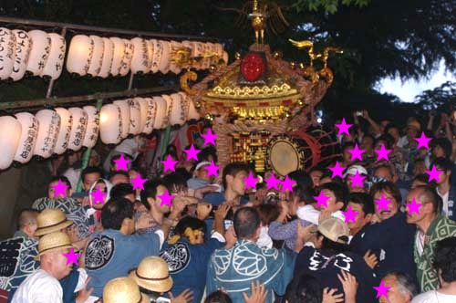 毎年恒例 品川神社で見たこと_f0211178_20491099.jpg