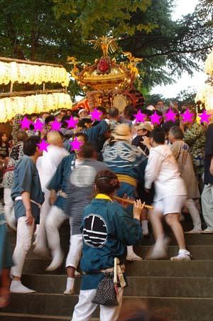 毎年恒例 品川神社で見たこと_f0211178_20492256.jpg