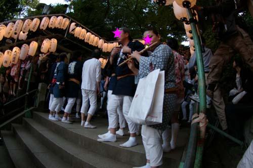 毎年恒例 品川神社で見たこと_f0211178_20493341.jpg