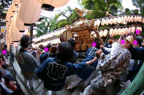 毎年恒例 品川神社で見たこと_f0211178_20503860.jpg