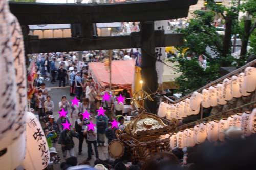 毎年恒例 品川神社で見たこと_f0211178_20544161.jpg
