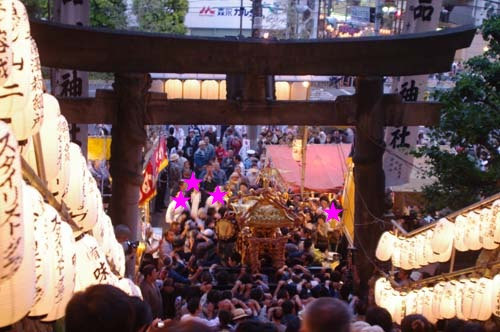 毎年恒例 品川神社で見たこと_f0211178_20545365.jpg