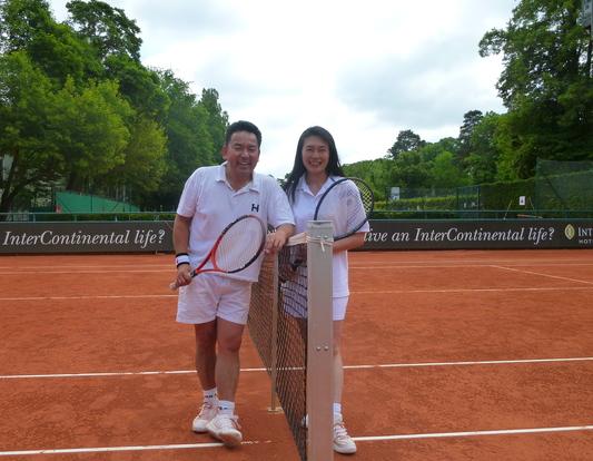 今日も朝からテニス!_c0180686_16223798.jpg