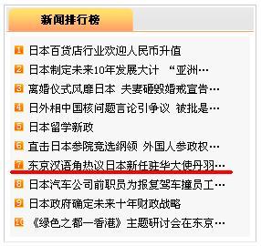 第143回漢語角の記事と写真 人民網日本版アクセス7位に_d0027795_9321729.jpg