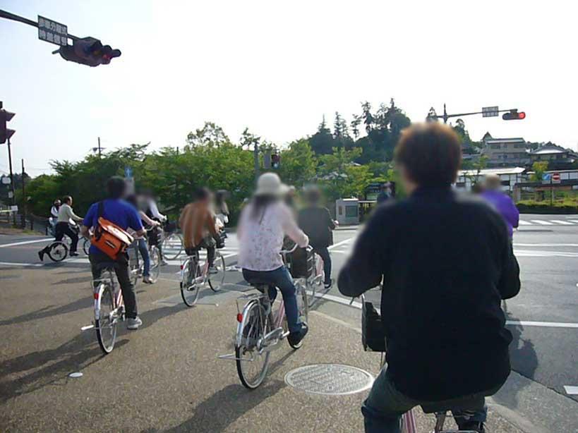 奈良の明日香村 de サイクリング _c0191808_0134644.jpg