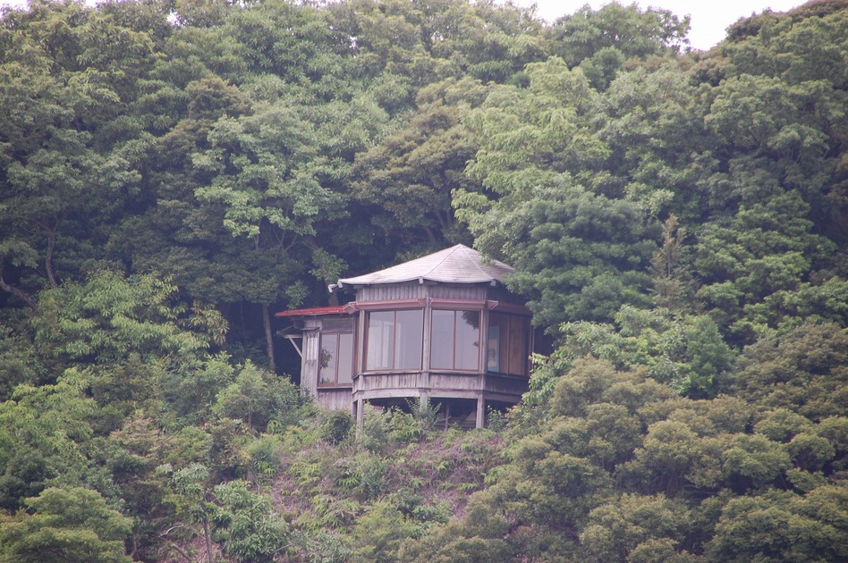 初夏の湖山池遊覧と阿弥陀堂見学会_f0197821_16501847.jpg