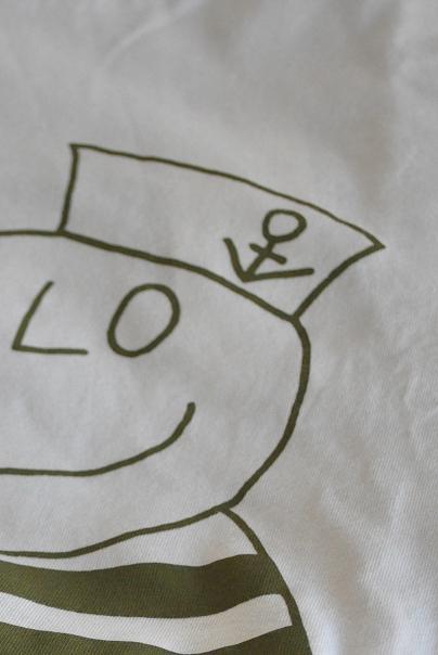 LOLO/ロロ LOLOちゃんTシャツ