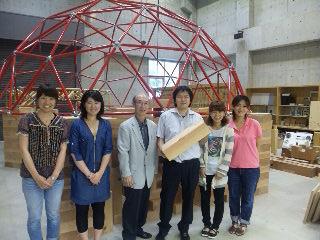 6/23 武庫川女子大学の建築学科がスゴすぎる_f0138645_8441896.jpg