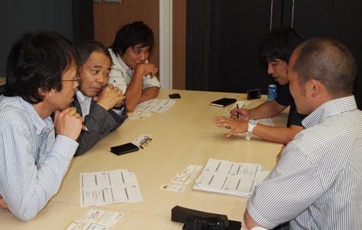 木造ドミノ研究会AibaTV大成功_b0015157_06297.jpg