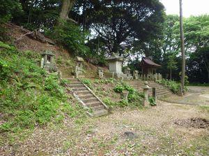 古物神社(1)宗像三女神が生れた十握剣と父のスサノオが始まりだった_c0222861_1114178.jpg