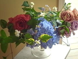 薔薇の一日教室@北鎌倉 【おまけ】侘助_b0051666_17195454.jpg
