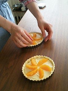 オレンジ三昧の幸せ_f0224568_1256298.jpg