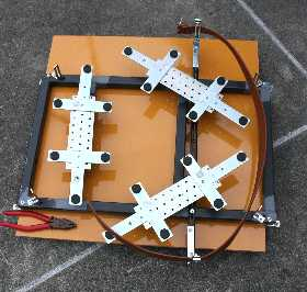 60cmドブソニアン自作記(28) 新しい主鏡セルを作る(2)_a0095470_2115160.jpg