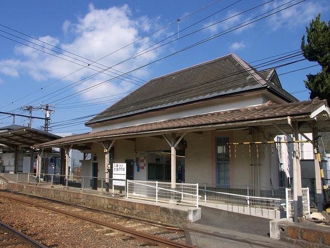 琴電 屋島駅/元山駅_f0116479_21405134.jpg