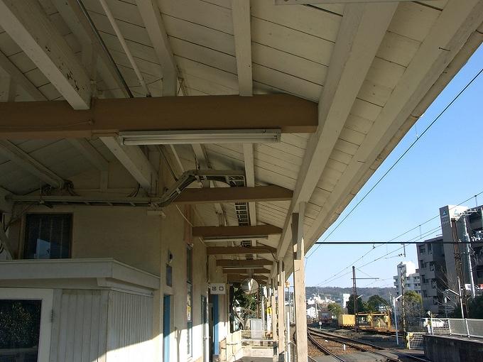 琴電 屋島駅/元山駅_f0116479_23505210.jpg