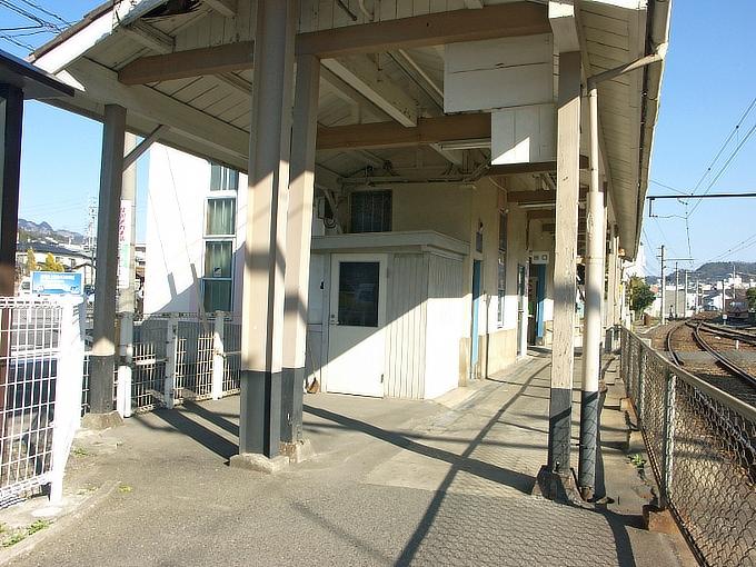 琴電 屋島駅/元山駅_f0116479_23513915.jpg