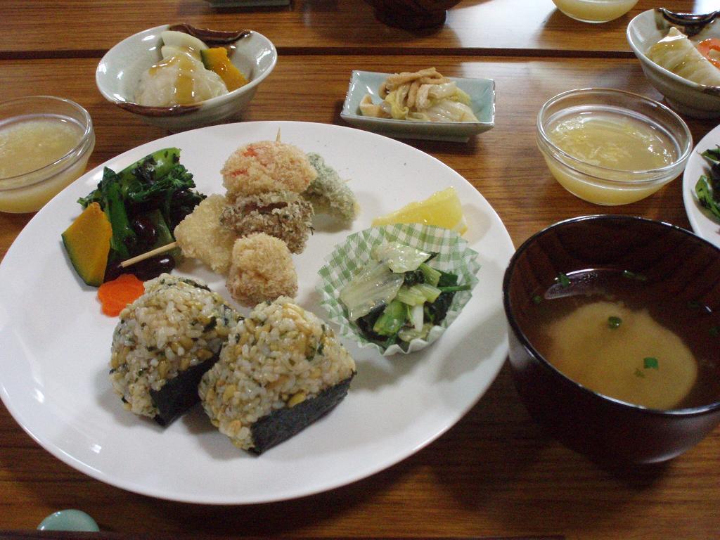 日本滞在記⑧ レベル2の後は波多野先生の講演会!_f0095325_22435075.jpg
