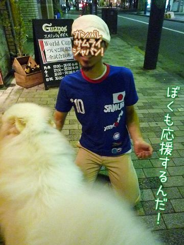 おめでとう日本!_c0062832_1811237.jpg